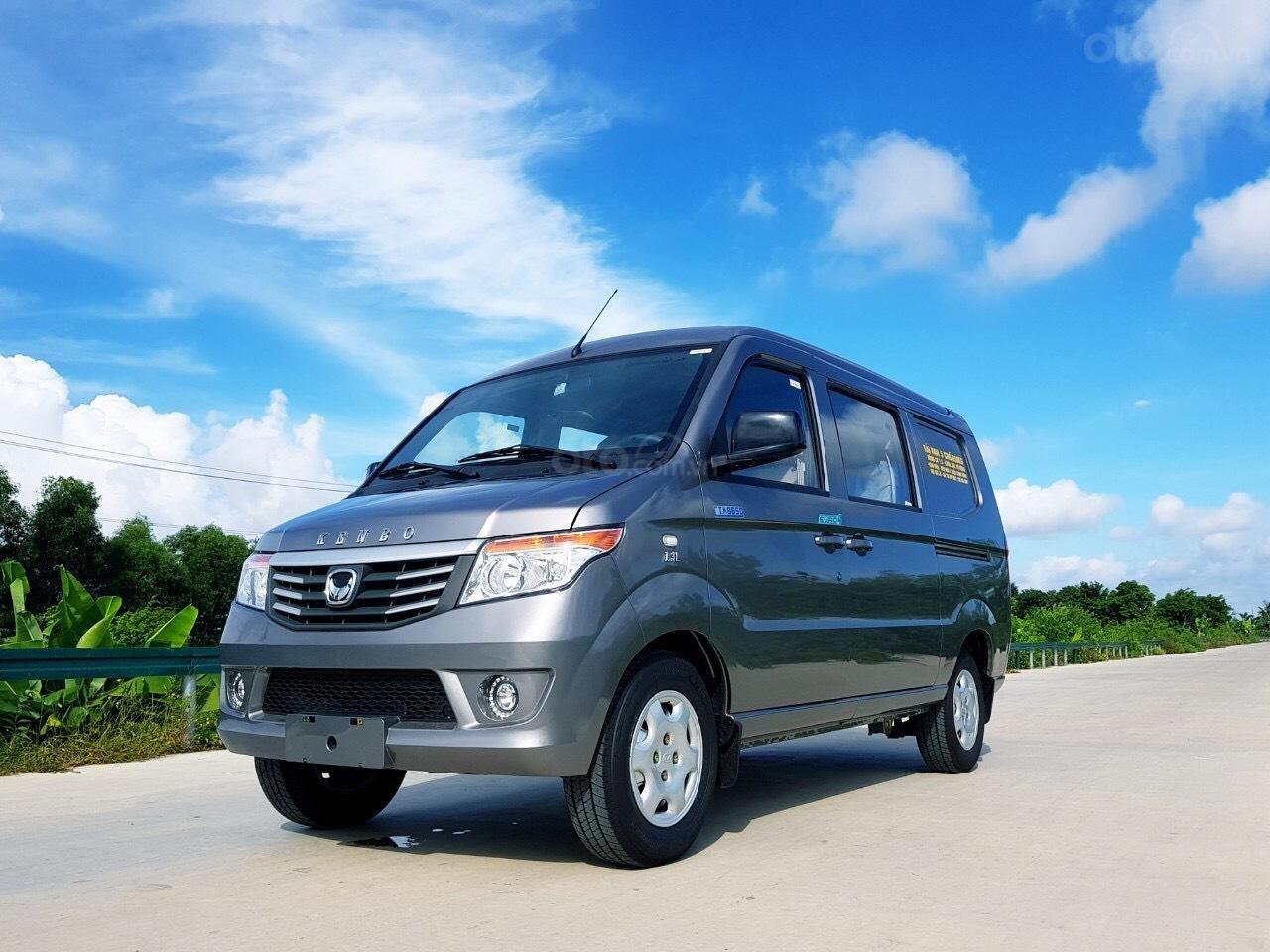 Bán xe tải Van Kenbo 5 chỗ đời 2020. Giá ưu đãi lớn (2)