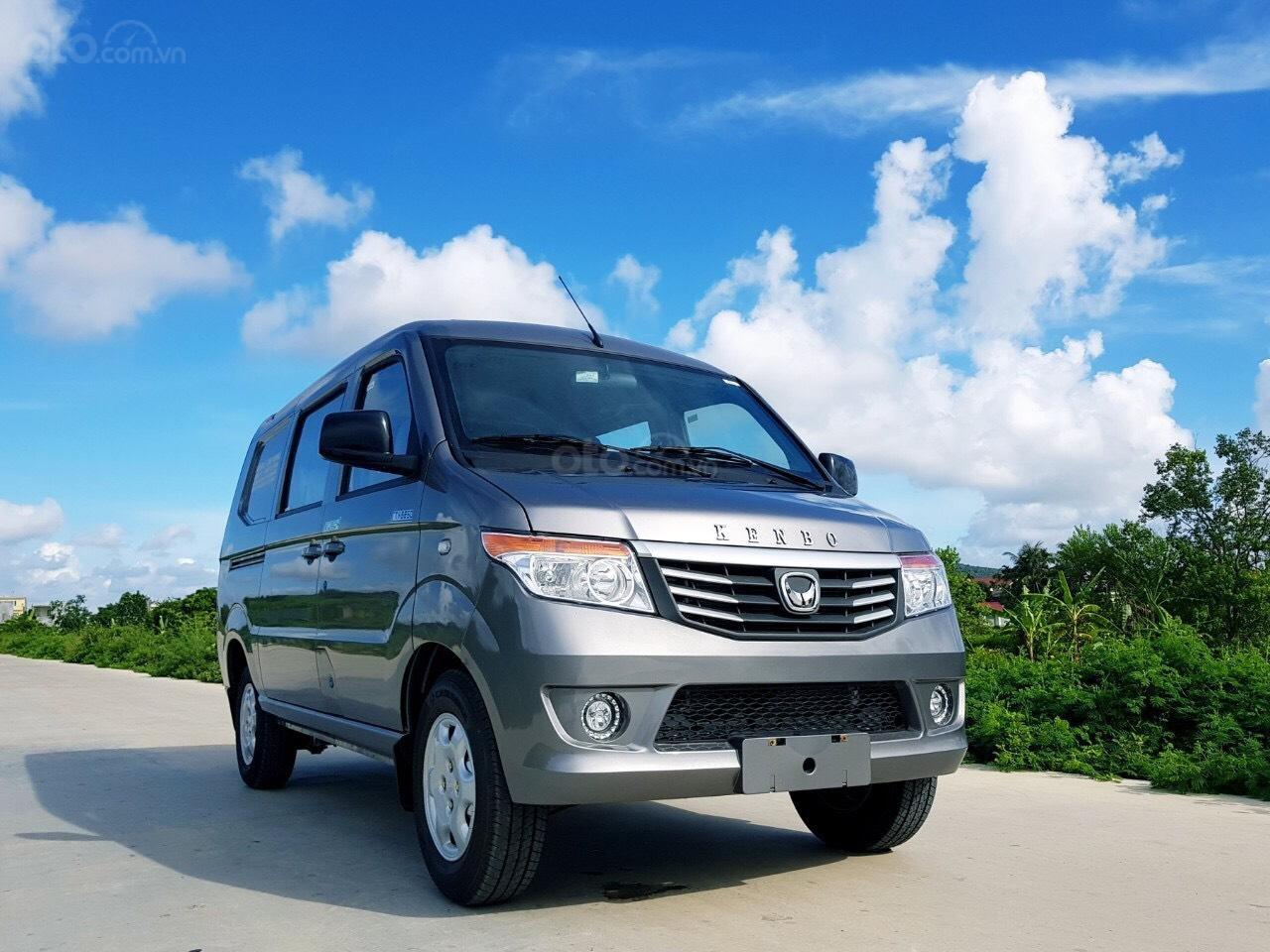 Bán xe tải Van Kenbo 5 chỗ đời 2020. Giá ưu đãi lớn (3)