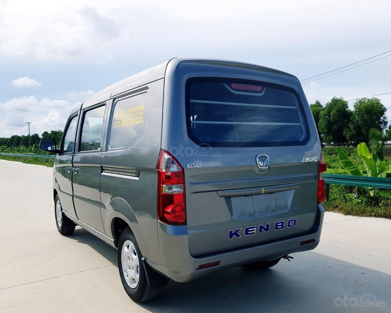 Bán xe tải Van Kenbo 5 chỗ đời 2020. Giá ưu đãi lớn (5)