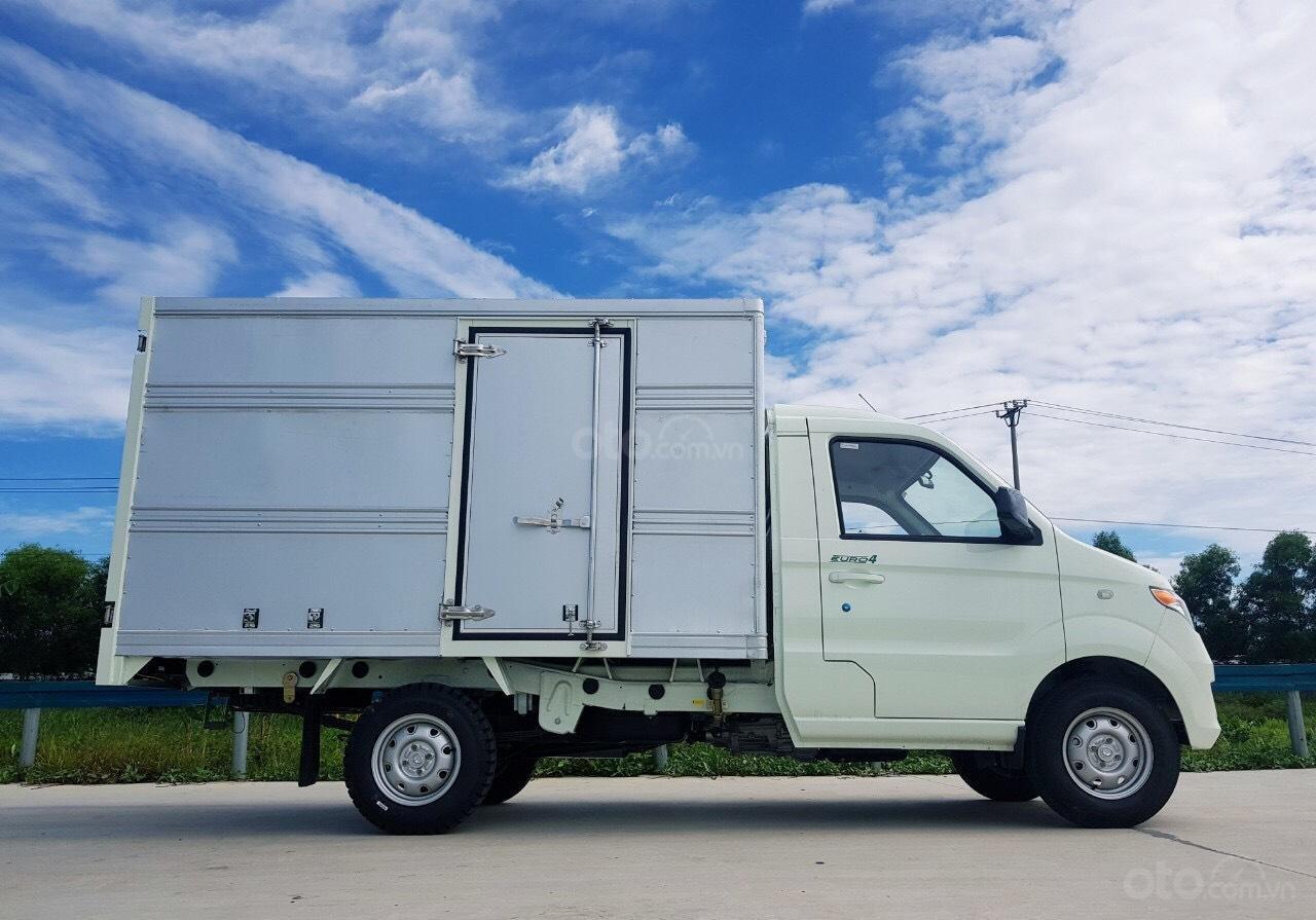 Bán xe tải Kenbo thùng bạt tại Quảng Ninh (1)