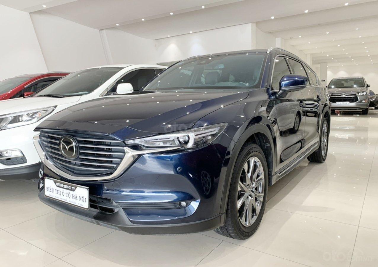 Mazda CX8 2.5AT 2019, chạy 22.000km, xe rất đẹp bao test + BH hãng (2)