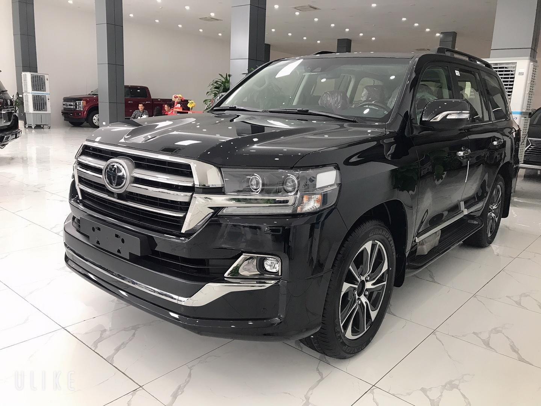 Bán Toyota Landcruiser 4.5V8 máy dầu Trung Đông 2021 mới (2)