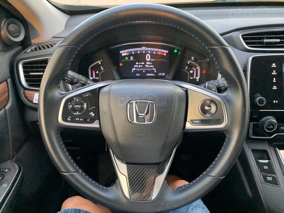 Hot - Honda CRV 1.5 Turbo bản L full option màu đen (4)