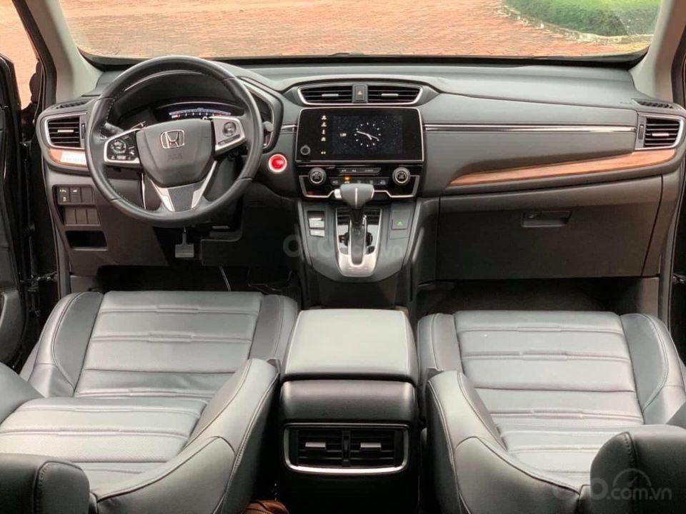 Hot - Honda CRV 1.5 Turbo bản L full option màu đen (5)