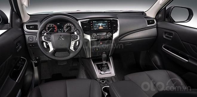 [Mitsubishi Hà Nội]  Mitsubishi Triton đời 2020 - giá ưu đãi cực khủng (3)