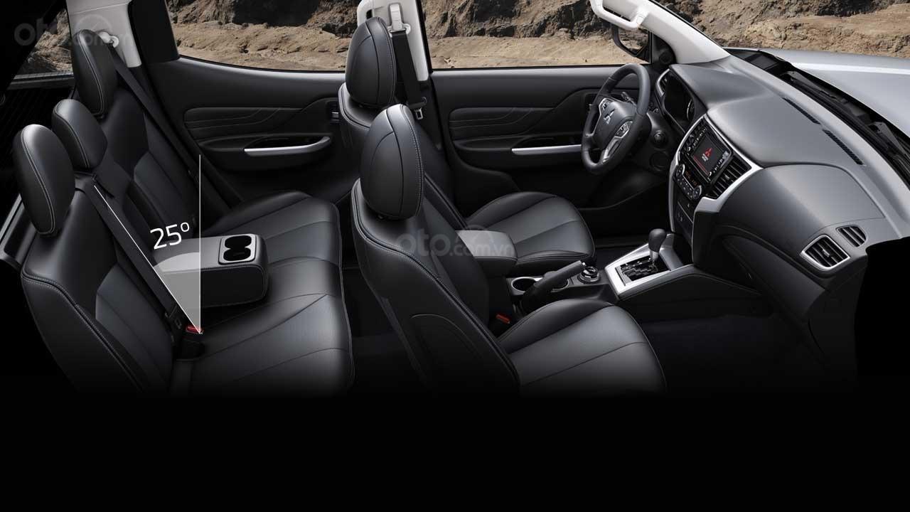 [Mitsubishi Hà Nội]  Mitsubishi Triton đời 2020 - giá ưu đãi cực khủng (5)
