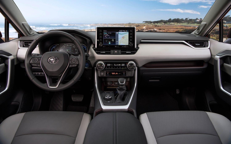 Toyota RAV4 2021 mới tích hợp nhiều tính năng hiện đại cực đỉnh.