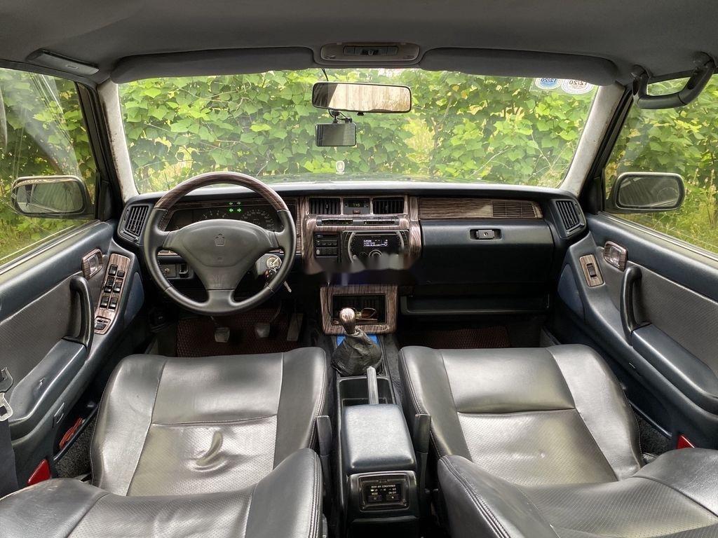 Bán Toyota Crown 3.0 AT sản xuất năm 1994, màu xám, nhập khẩu nguyên chiếc (9)