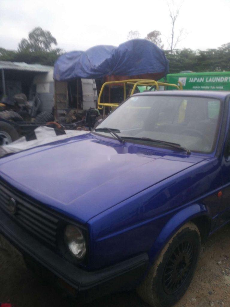 Bán ô tô Volkswagen Golf năm sản xuất 1989, nhập khẩu nguyên chiếc, giá tốt (2)