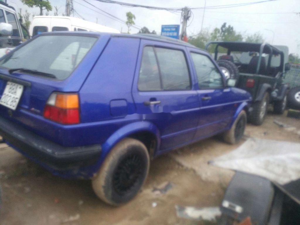 Bán ô tô Volkswagen Golf năm sản xuất 1989, nhập khẩu nguyên chiếc, giá tốt (3)