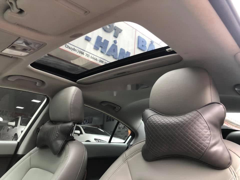 Cần bán lại xe Kia K3 sản xuất năm 2015, màu trắng, 466 triệu (10)