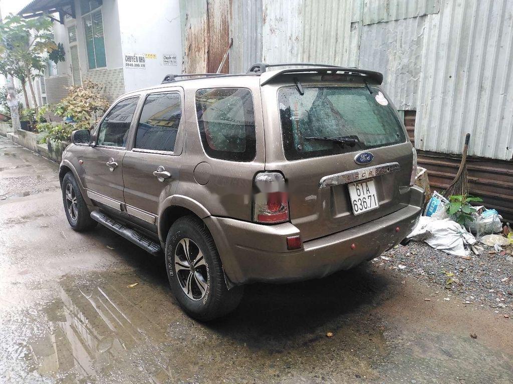 Bán Ford Escape XLT 3.0AT năm 2002, màu nâu (3)