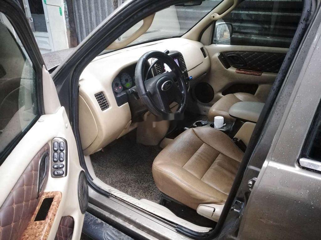 Bán Ford Escape XLT 3.0AT năm 2002, màu nâu (6)