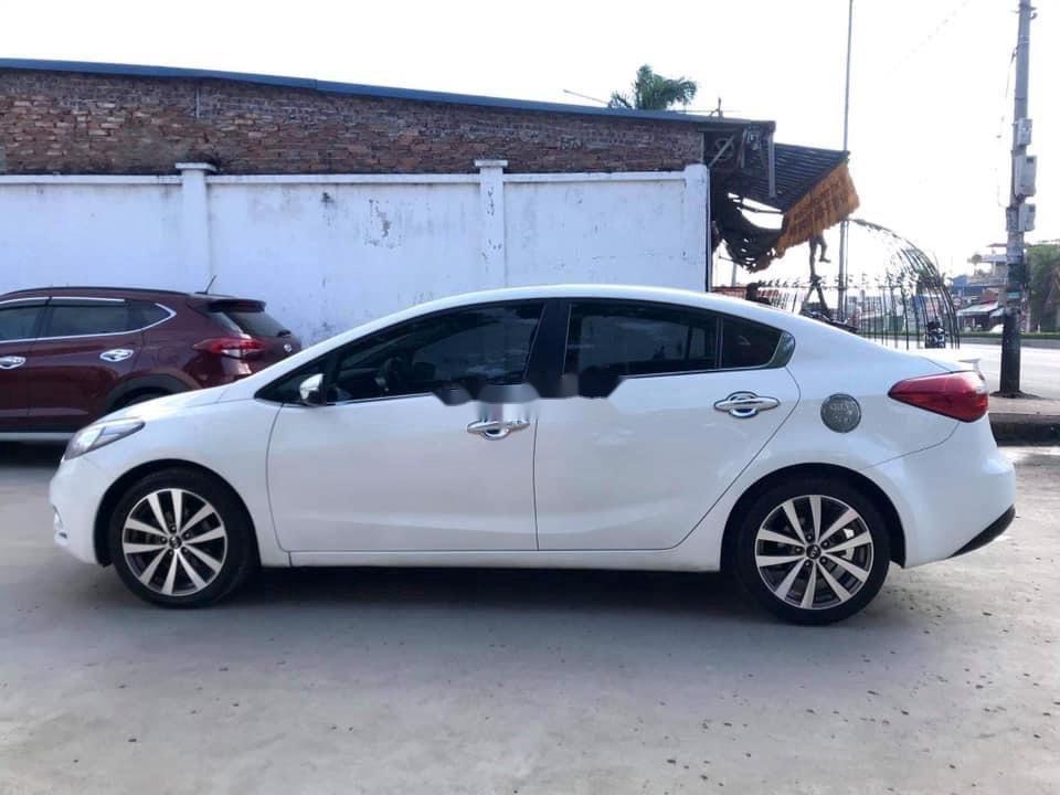 Cần bán lại xe Kia K3 sản xuất năm 2015, màu trắng, 466 triệu (3)