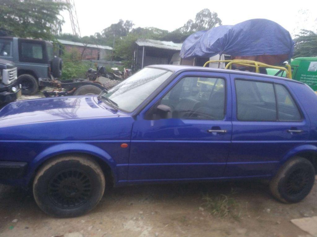 Bán ô tô Volkswagen Golf năm sản xuất 1989, nhập khẩu nguyên chiếc, giá tốt (5)