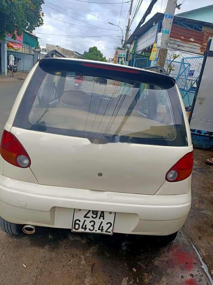 Bán Daewoo Matiz đời 2016, màu trắng, nhập khẩu, giá chỉ 52 triệu (5)