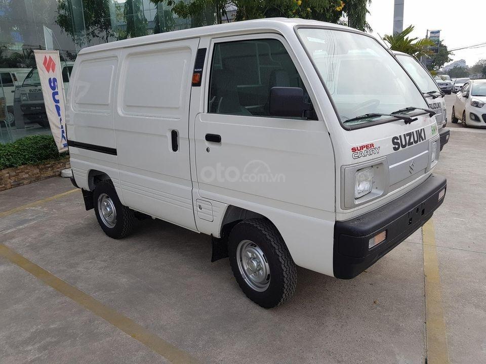 Suzuki Blind Van, su cóc đời 2020 khuyến mãi lớn (2)