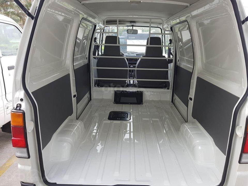 Suzuki Blind Van, su cóc đời 2020 khuyến mãi lớn (5)