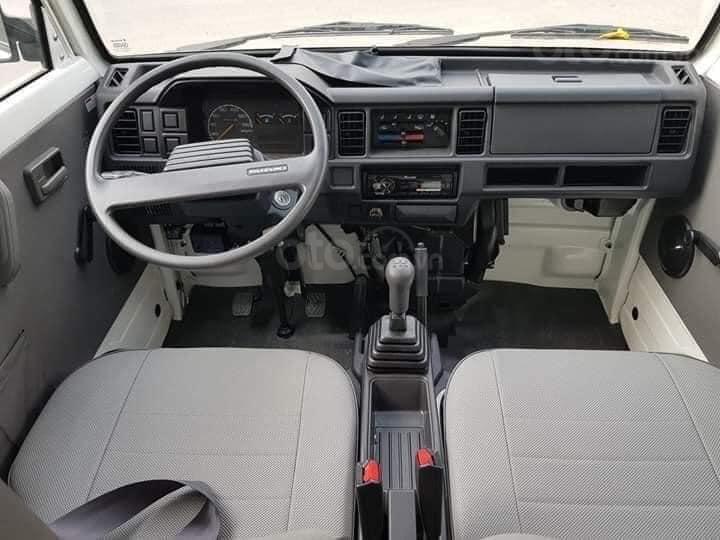 Suzuki Blind Van, su cóc đời 2020 khuyến mãi lớn (6)