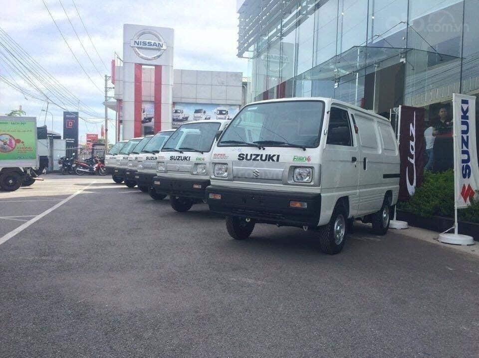 Suzuki Blind Van, su cóc đời 2020 khuyến mãi lớn (3)