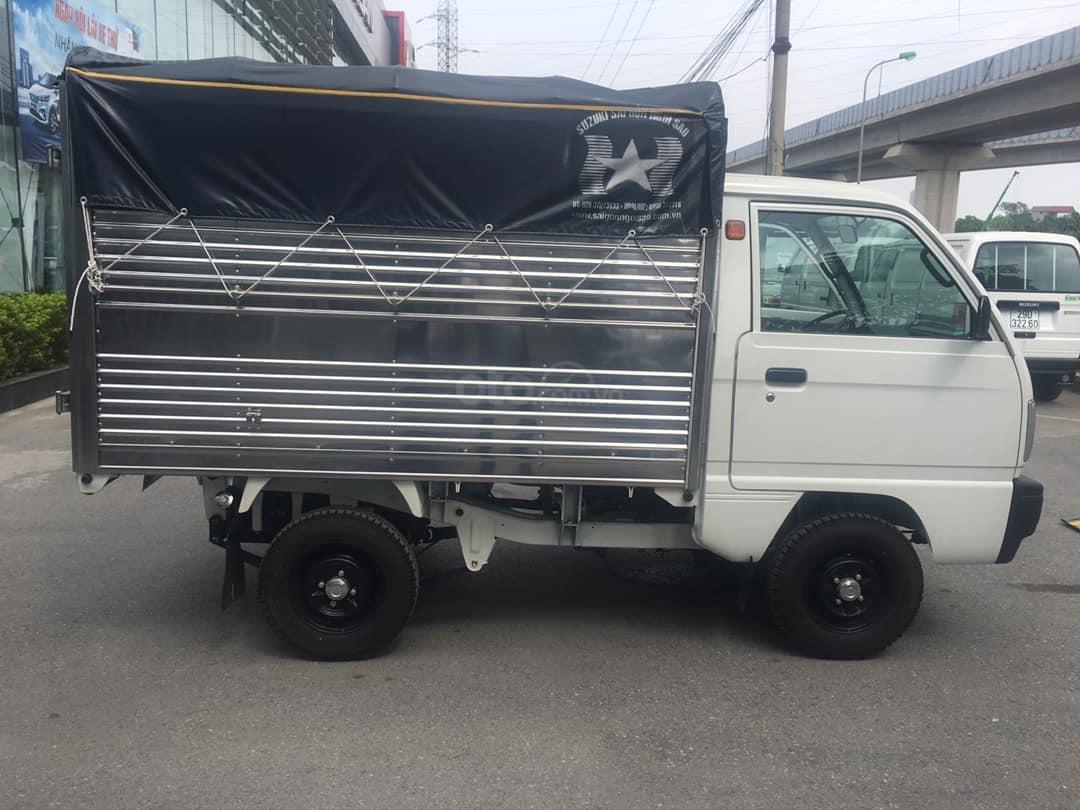 Suzuki Carry Truck, xe tải 5 tạ khuyến mãi lớn nhất năm. Trả góp từ 80 triệu nhận xe (2)