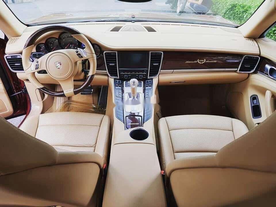Chính chủ bán Porsche Panamera đời 2010, màu đỏ, nhập khẩu nguyên chiếc (6)