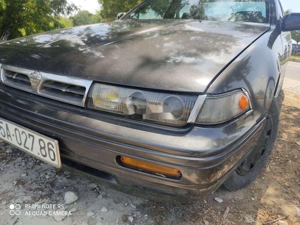 Bán Nissan Cefiro đời 1994, màu xám, nhập khẩu   (2)