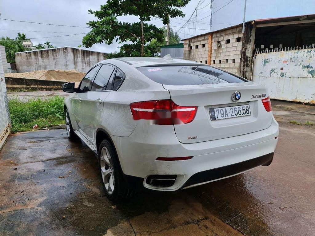 Cần bán lại xe BMW X6 sản xuất 2008, xe nhập, còn mới, một đời chủ (6)
