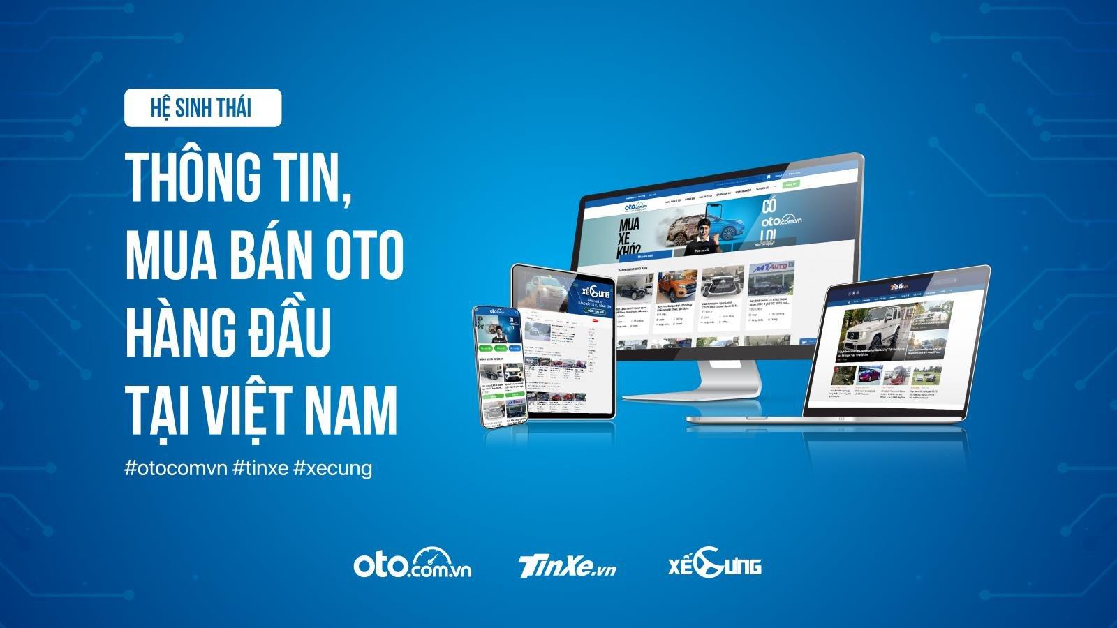 Hệ sinh thái Oto.com.vn - Giải pháp toàn diện cho người mua ô tô trực tuyến 1