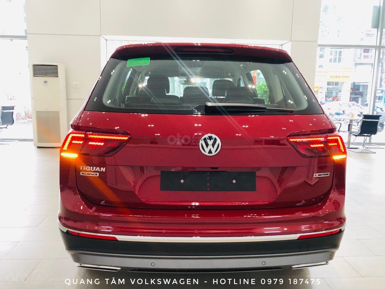 Volkswagen Tiguan Luxury đỏ ruby may mắn, ưu đãi khủng + giao ngay (5)