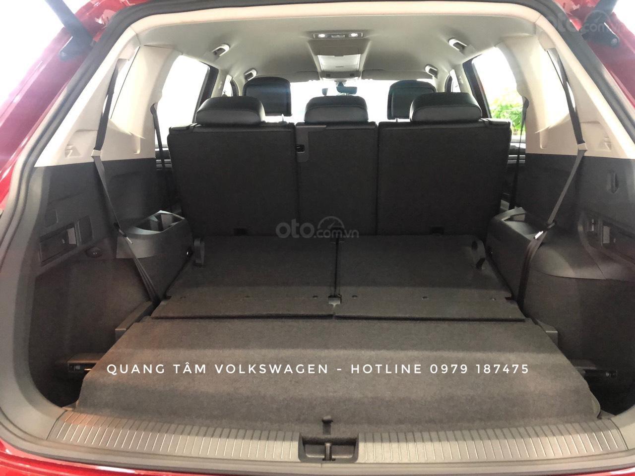 Volkswagen Tiguan Luxury đỏ ruby may mắn, ưu đãi khủng + giao ngay (15)