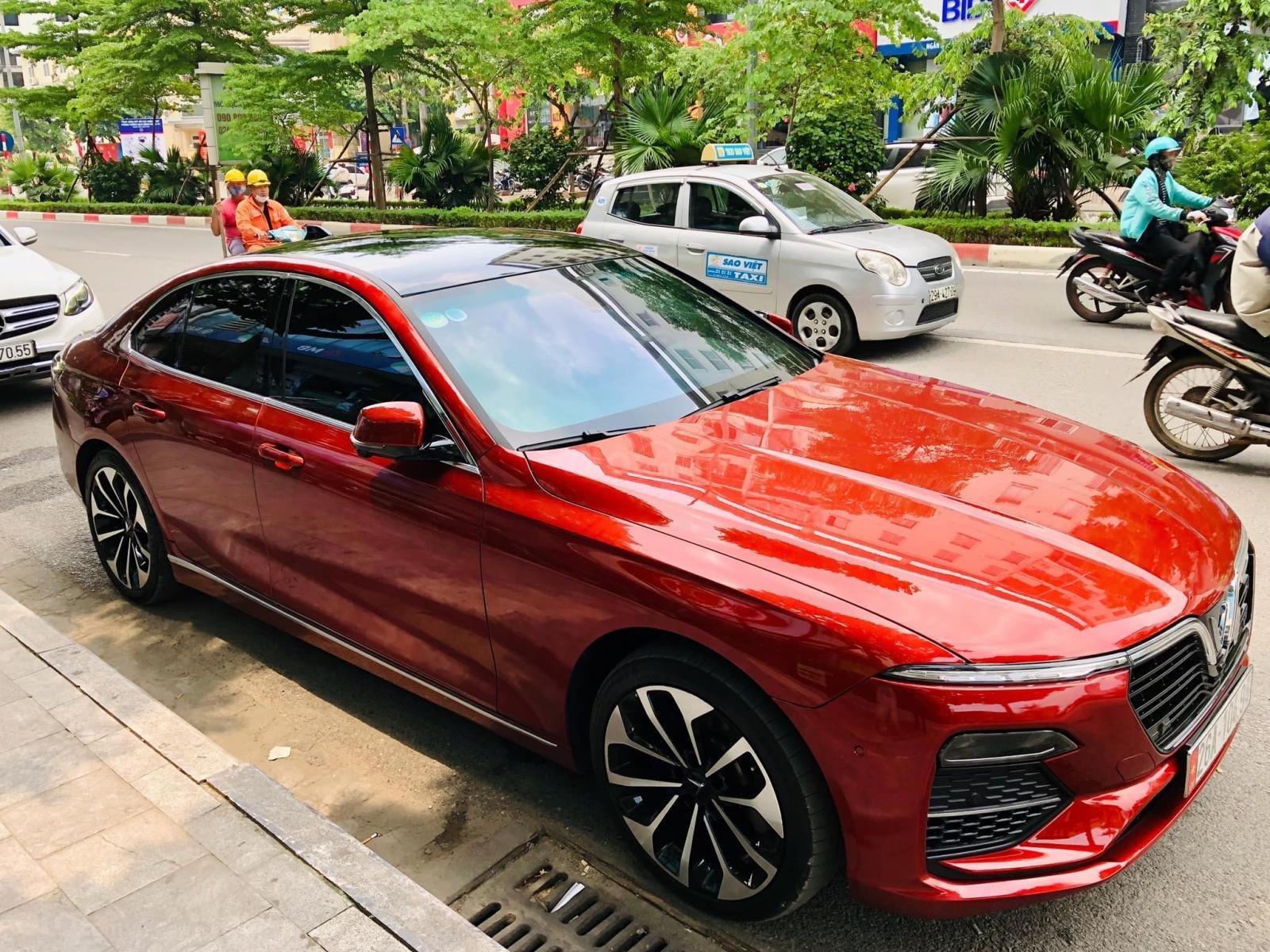 Vinfast Lux A xe 2020 - vay 80% giá xe - vay 2 năm không lãi suất - hỗ trợ chứng minh thu nhập (1)
