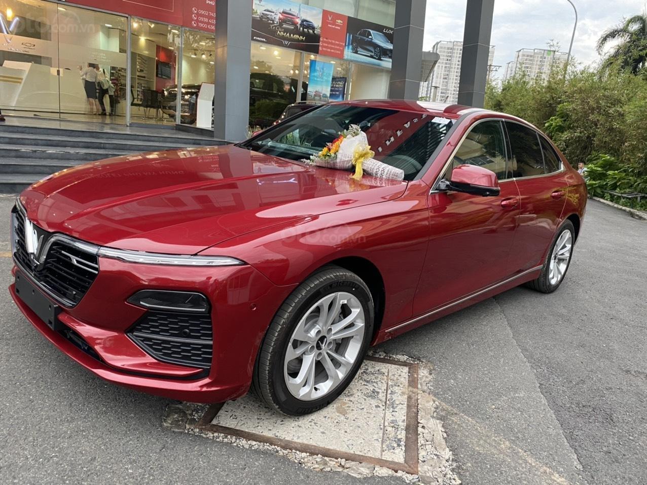 Vinfast Lux A xe 2020 - vay 80% giá xe - vay 2 năm không lãi suất - hỗ trợ chứng minh thu nhập (2)