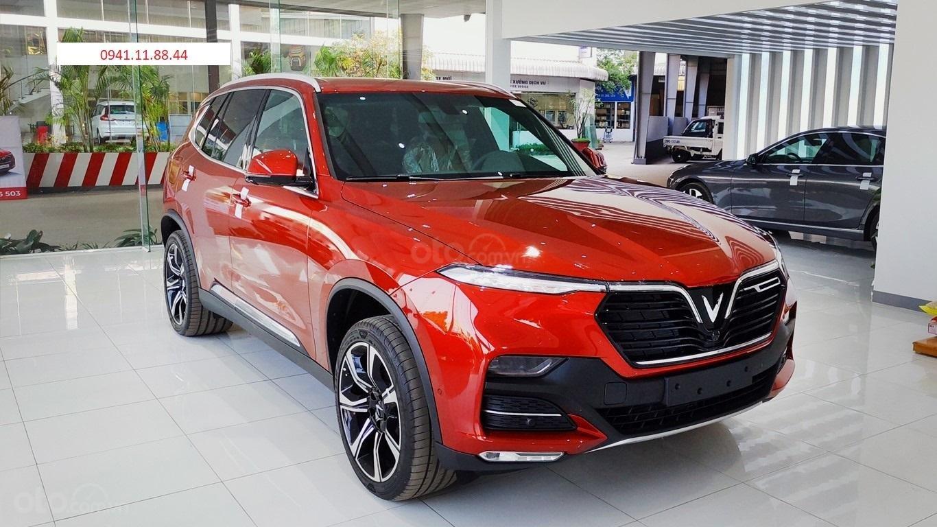 Vinfast LUX SA xe 2020 - vay tối đa 80% xe - vay 2 năm không lãi suất - hỗ trợ chứng minh thu nhập (2)