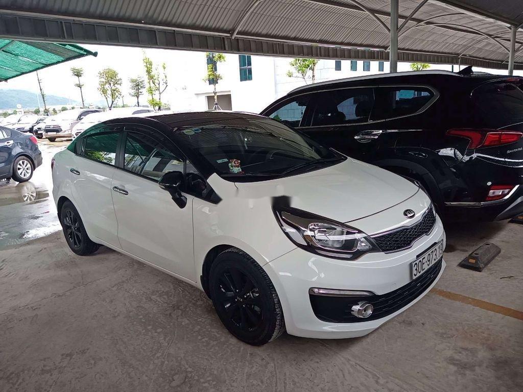 Cần bán lại xe Kia Rio 1.4AT năm sản xuất 2017, nhập khẩu, giá thấp (2)