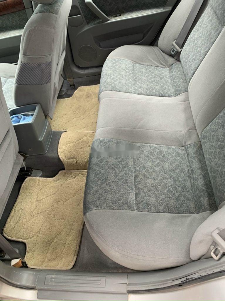 Cần bán lại xe Daewoo Lacetti năm sản xuất 2009, chĩnh chủ sử dụng, còn mới (5)