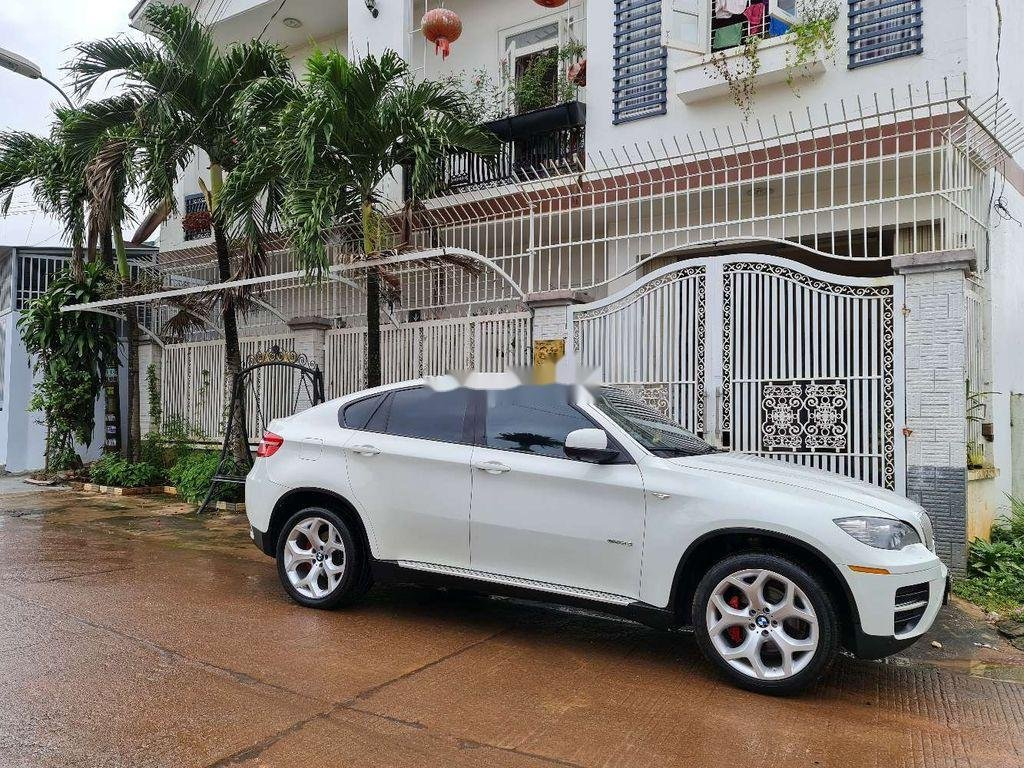 Cần bán lại xe BMW X6 sản xuất 2008, xe nhập, còn mới, một đời chủ (2)
