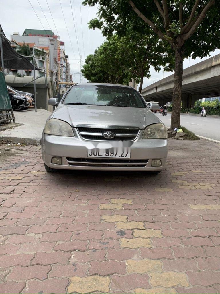 Cần bán lại xe Daewoo Lacetti năm sản xuất 2009, chĩnh chủ sử dụng, còn mới (1)