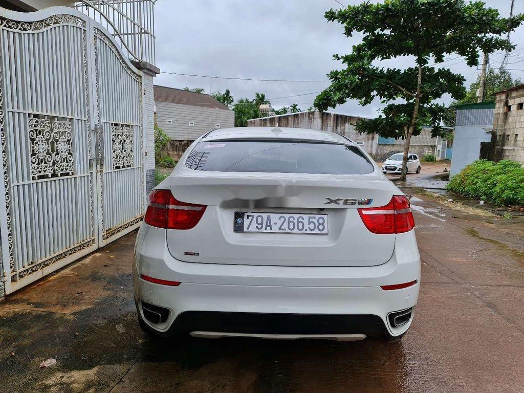 Cần bán lại xe BMW X6 sản xuất 2008, xe nhập, còn mới, một đời chủ (5)