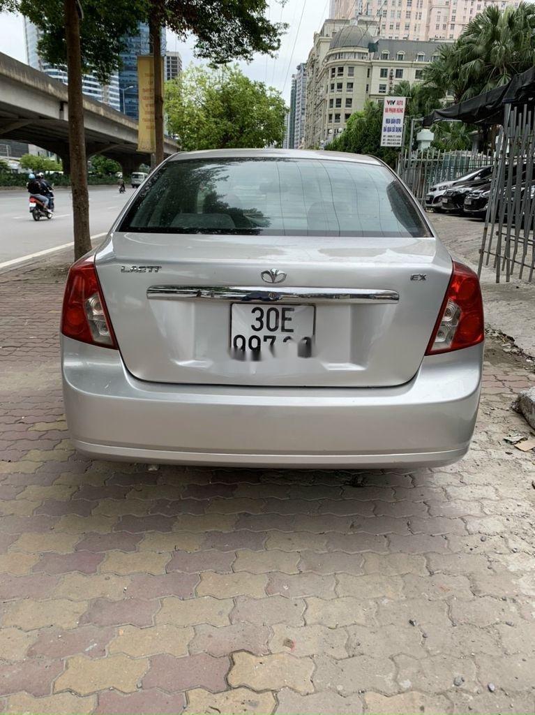 Cần bán lại xe Daewoo Lacetti năm sản xuất 2009, chĩnh chủ sử dụng, còn mới (2)