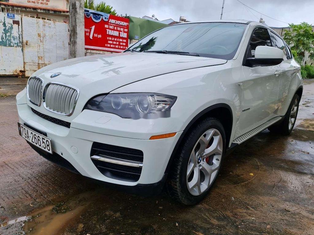 Cần bán lại xe BMW X6 sản xuất 2008, xe nhập, còn mới, một đời chủ (1)
