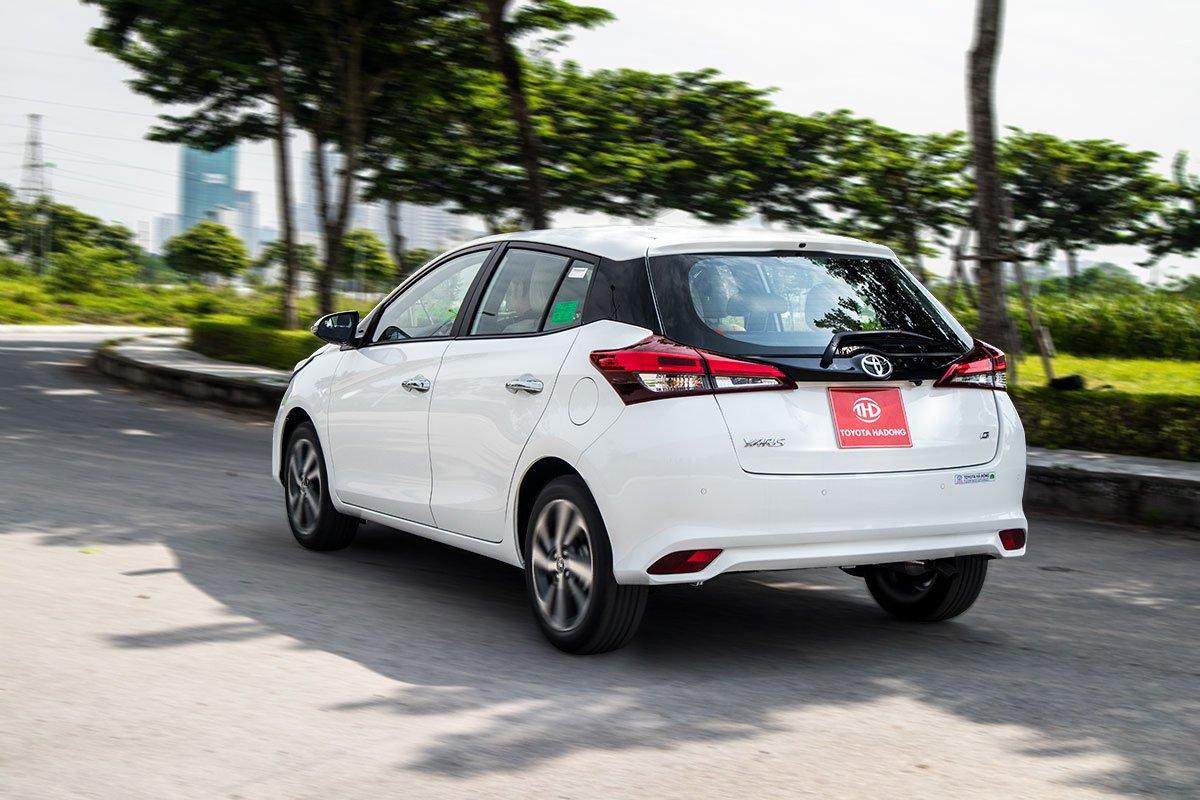 Ảnh Vận hành xe Toyota Yaris 2020