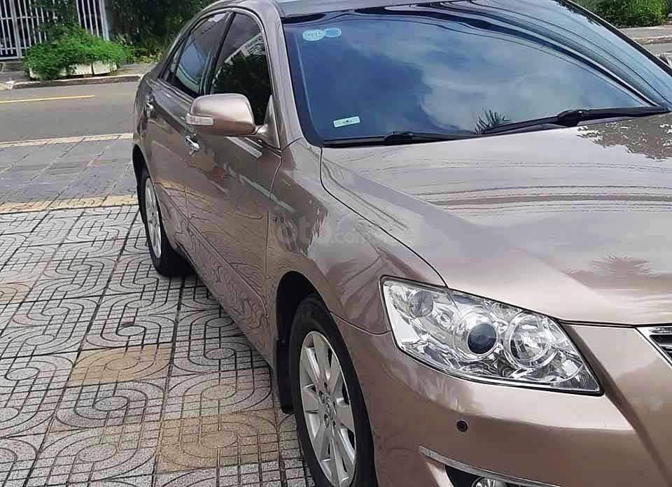 Bán xe Toyota Camry sản xuất năm 2009, giá tốt (1)