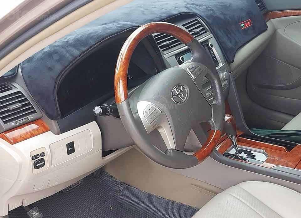 Bán xe Toyota Camry sản xuất năm 2009, giá tốt (5)