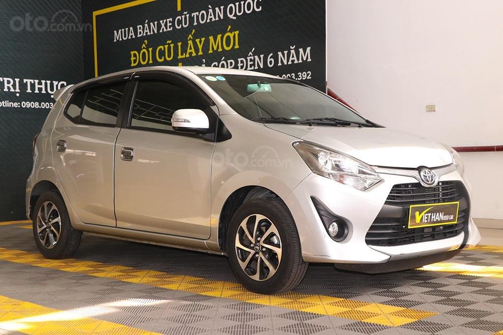 Bán xe Toyota Wigo 1.2AT 2019 (1)