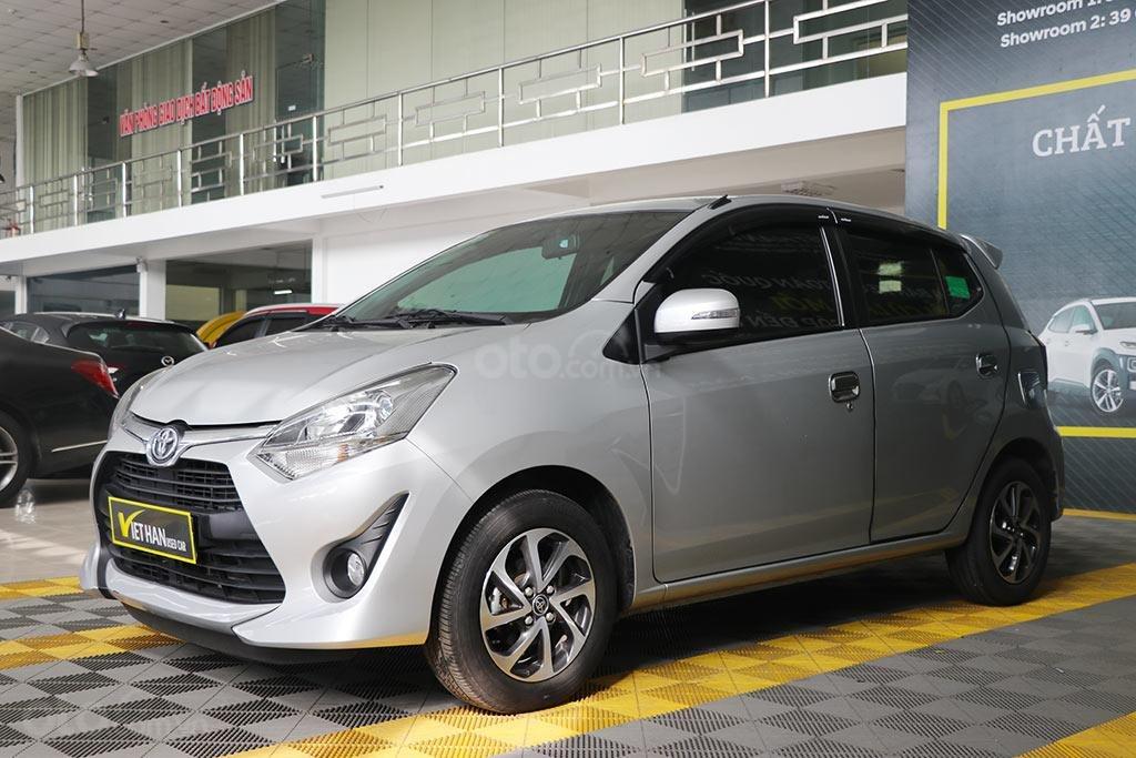 Bán xe Toyota Wigo 1.2AT 2019 (2)