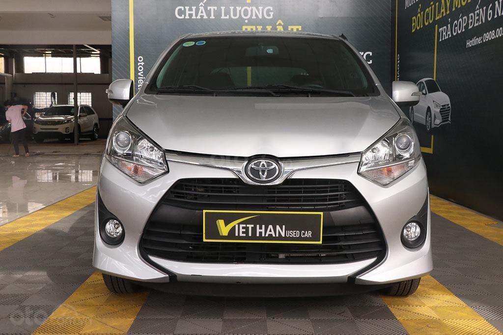 Bán xe Toyota Wigo 1.2AT 2019 (3)