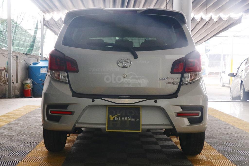 Bán xe Toyota Wigo 1.2AT 2019 (4)