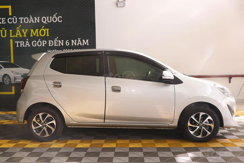 Bán xe Toyota Wigo 1.2AT 2019 (5)