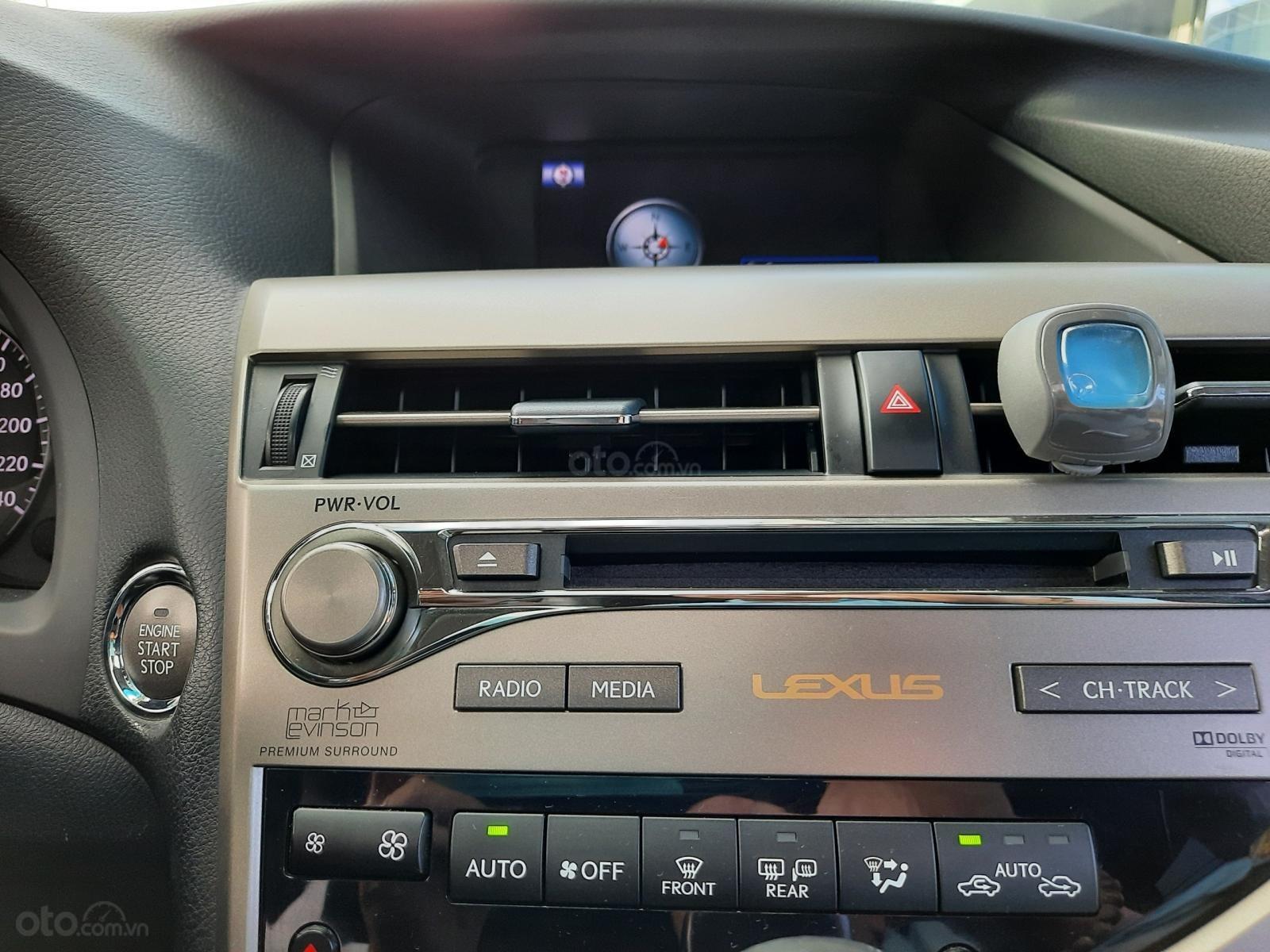 Bán Lexus RX350 V6 3.5 sản xuất 2013, đăng ký lần đầu 2014, màu trắng, nhập khẩu (4)